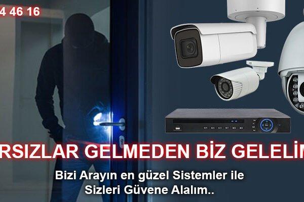 Hırsız Alarm Kamera Sistemi