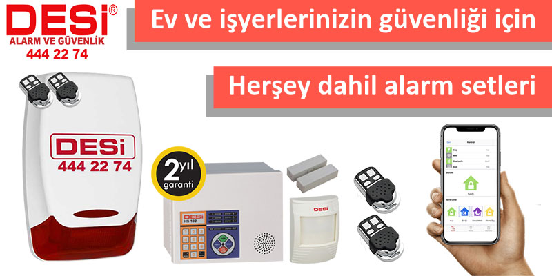 ucuz alarm guvenlik - Ucuz Alarm Sistemi Alınır Mı?