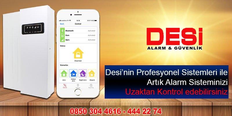 kablosuz ev guvenliği desi smartline - Kablosuz Alarm Sistemi İle Ev Güvenliği