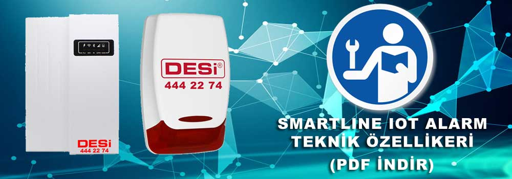 smartline-alarm-iot-teknik-ozellikleri